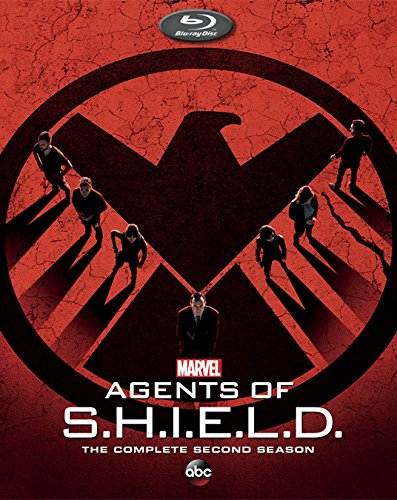 agents of shield staffel 2 blu ray deutsch