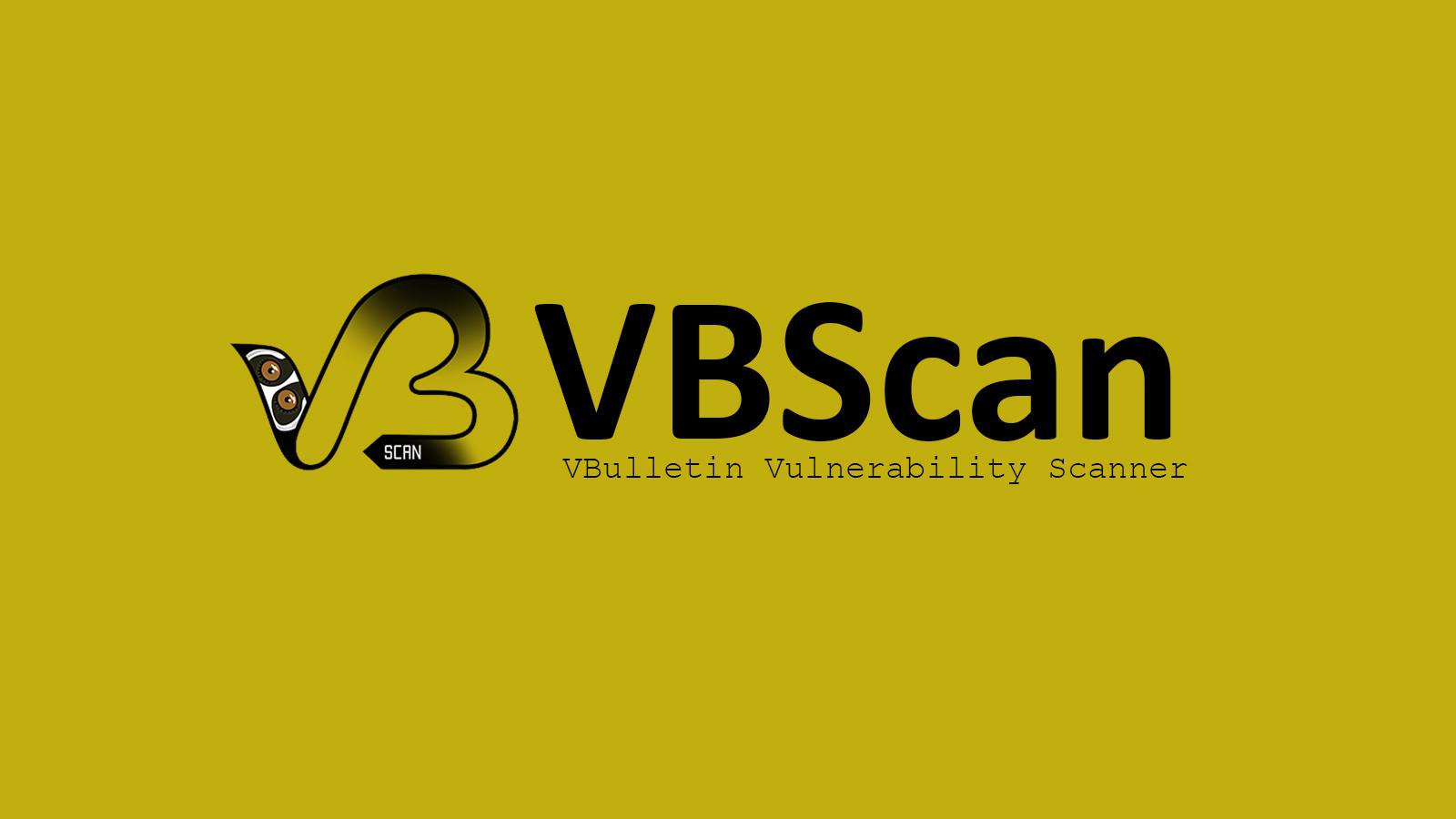 VBScan - VBulletin Vulnerability Scanner