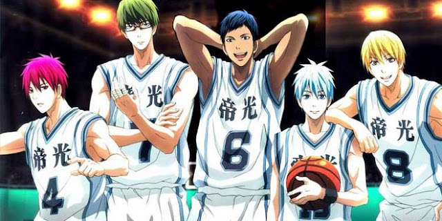 Kuroko no Basket The Movie: Last Game