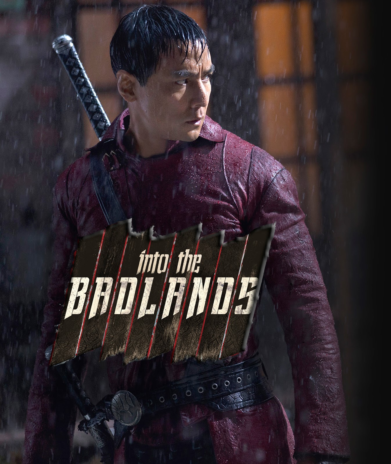 into the badlands besetzung