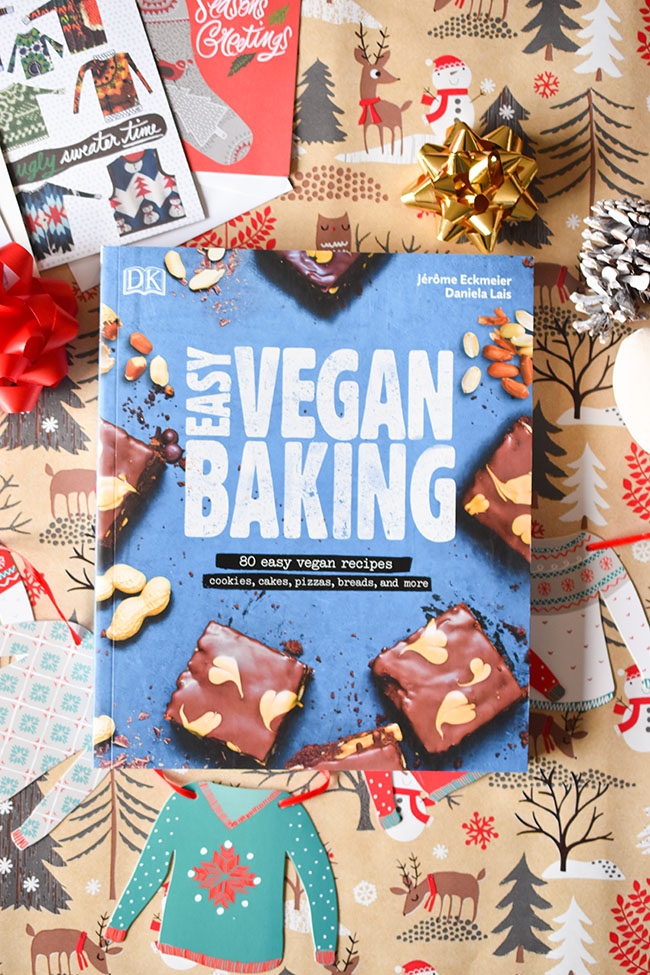 Easy Vegan Baking (book cover)