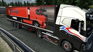 InterCargo trailer mod