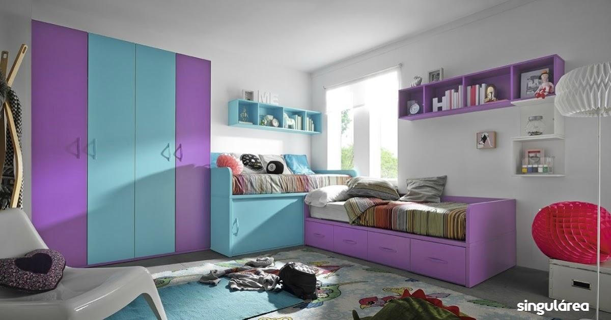 Juvenil compactos ngulo 1965 - Dormitorios infantiles valencia ...