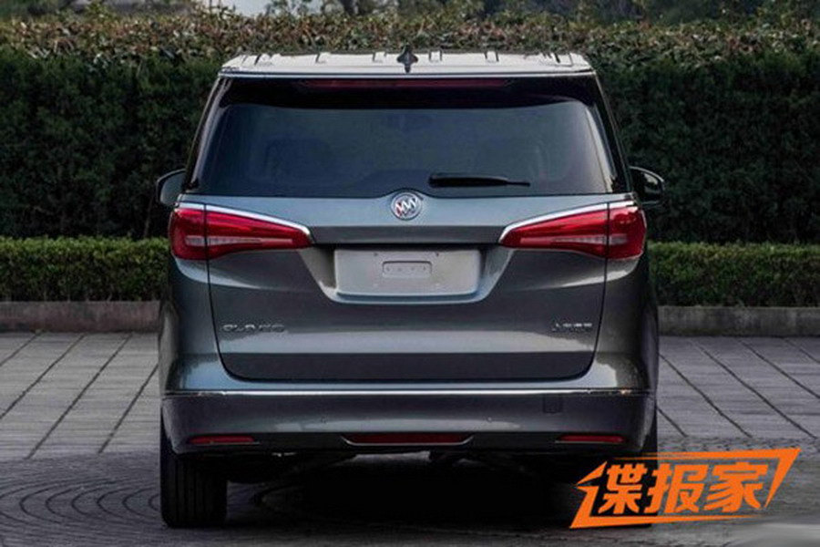 This New Buick Gl8 Minivan Is For China Only Carscoops