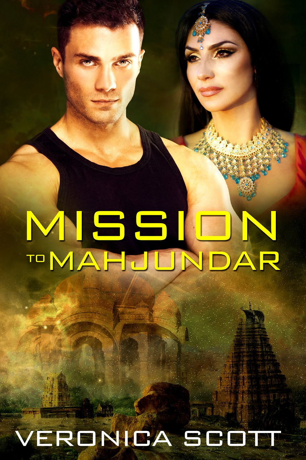 Mission to Mahjundar (A Sectors SF Romance)