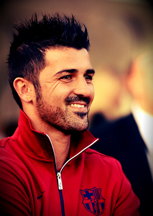 sports david villa barcelona