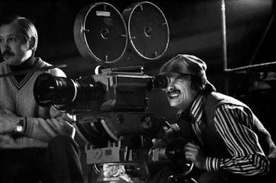 Andréi Tarkovski detrás de las cámaras