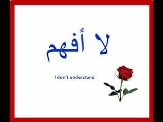 Kosakata bahasa arab kata kerja