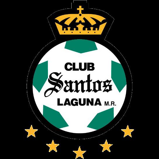 Logo Klub Sepakbola Santos Laguna PNG