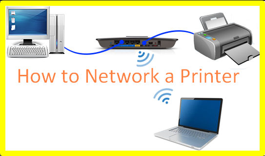 How to Network a Printer