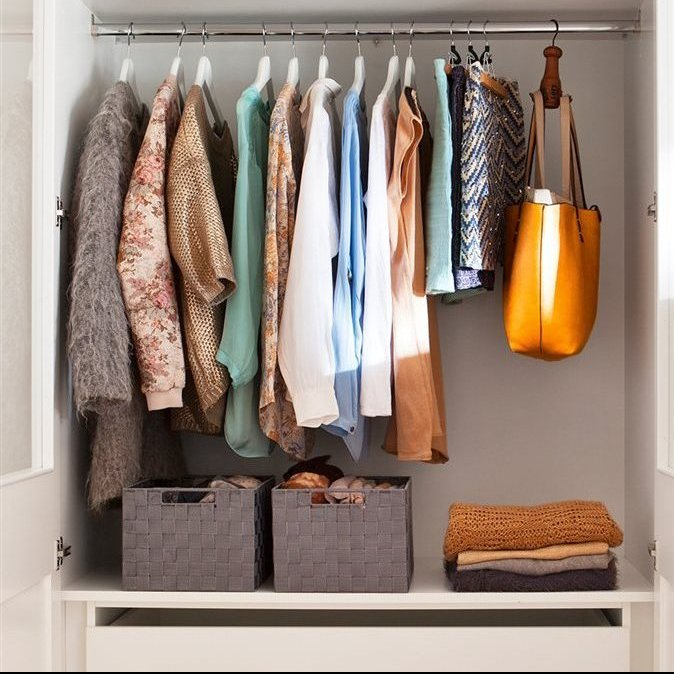 Dolorespormiabuela - Ordenar armarios de ropa ...