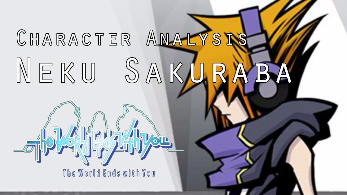 Press Start to Discuss #102 Character Analysis #4 Neku Sakuraba