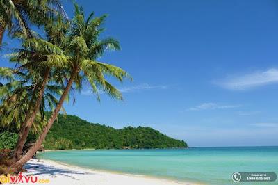 5 hòn đảo đẹp hấp dẫn du khách tại Kiên Giang