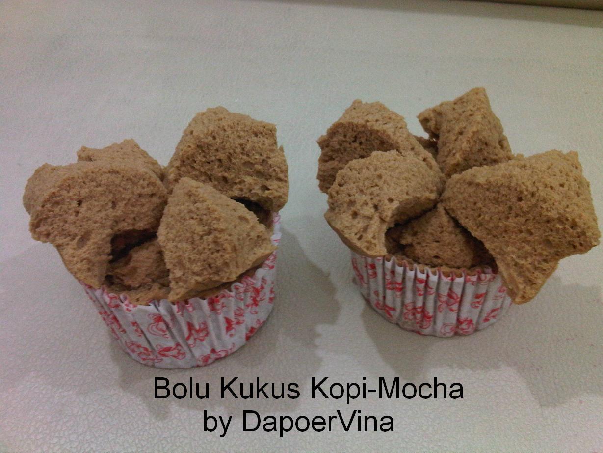 Resep Cake Kukus Pakai Santan: Dapoer Vina : Resep Bolu Kukus Kopi