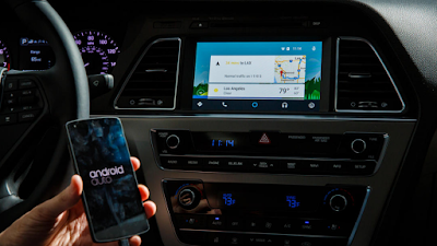 Difference Android Auto and Android Automotive?