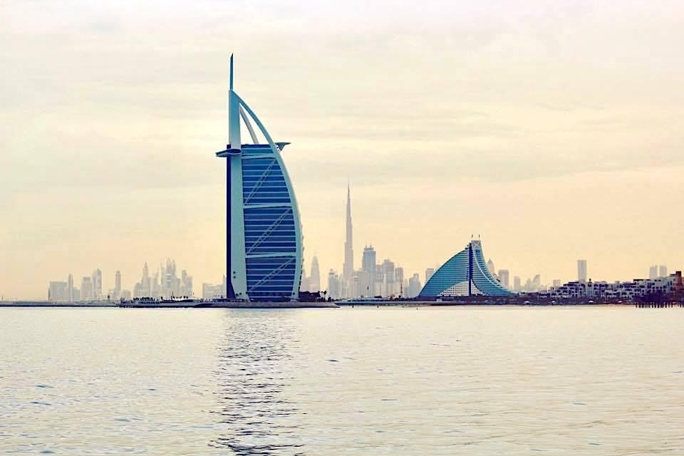 Yachting in Dubai | Dubai Blogger | Scarlet Bindi