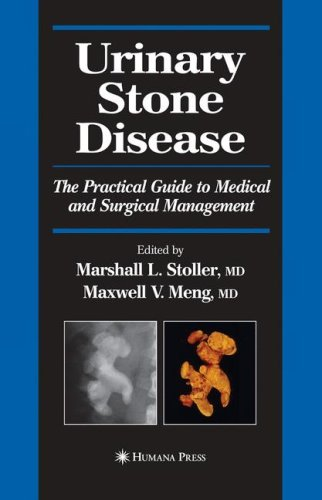 Urinary Stone Disease: The Practical Guide to Medical and Surgical Management