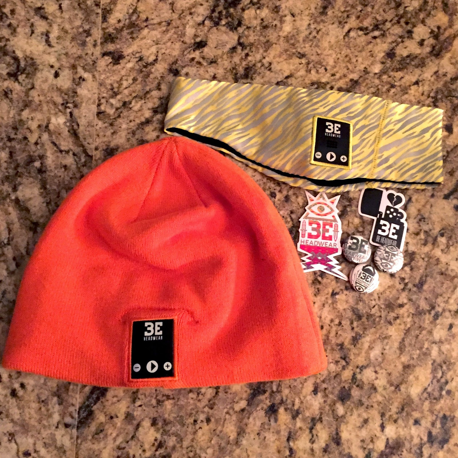 e77860219f1 BE headwear Bluetooth Beanies Review AND Giveaway