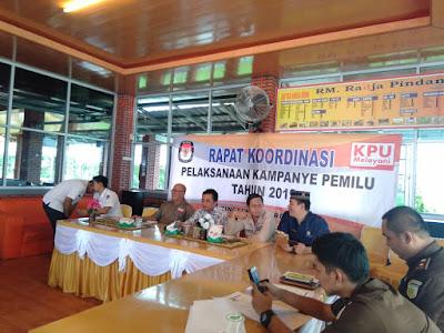 Bulan Depan, Surat dan Kotak Suara Pemilu 2019 Didistribusikan di Pringsewu