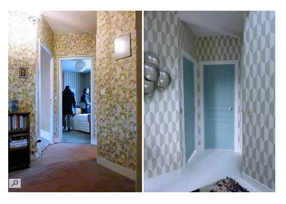 Ristrutturazione di una casa parigina  Arredamento facile