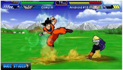 Dragon Ball Z: Shin Budokai PPSSPP PSP 2