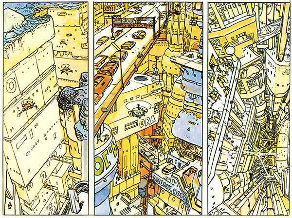 Long Tomorrow Moebius
