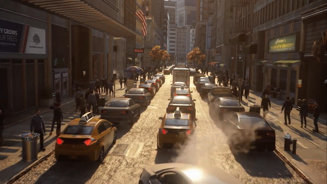 City Spiderman PS4