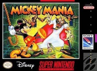 Mickey Mania (BR) [ SNES ]