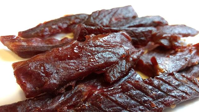 wyoming gourmet beef jerky