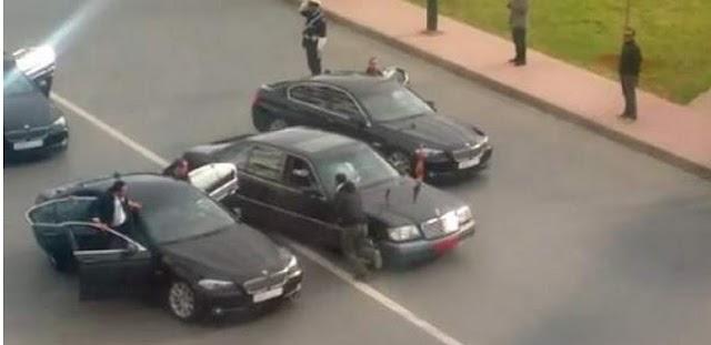 Mohamed VI se libra de un atentado en Casablanca