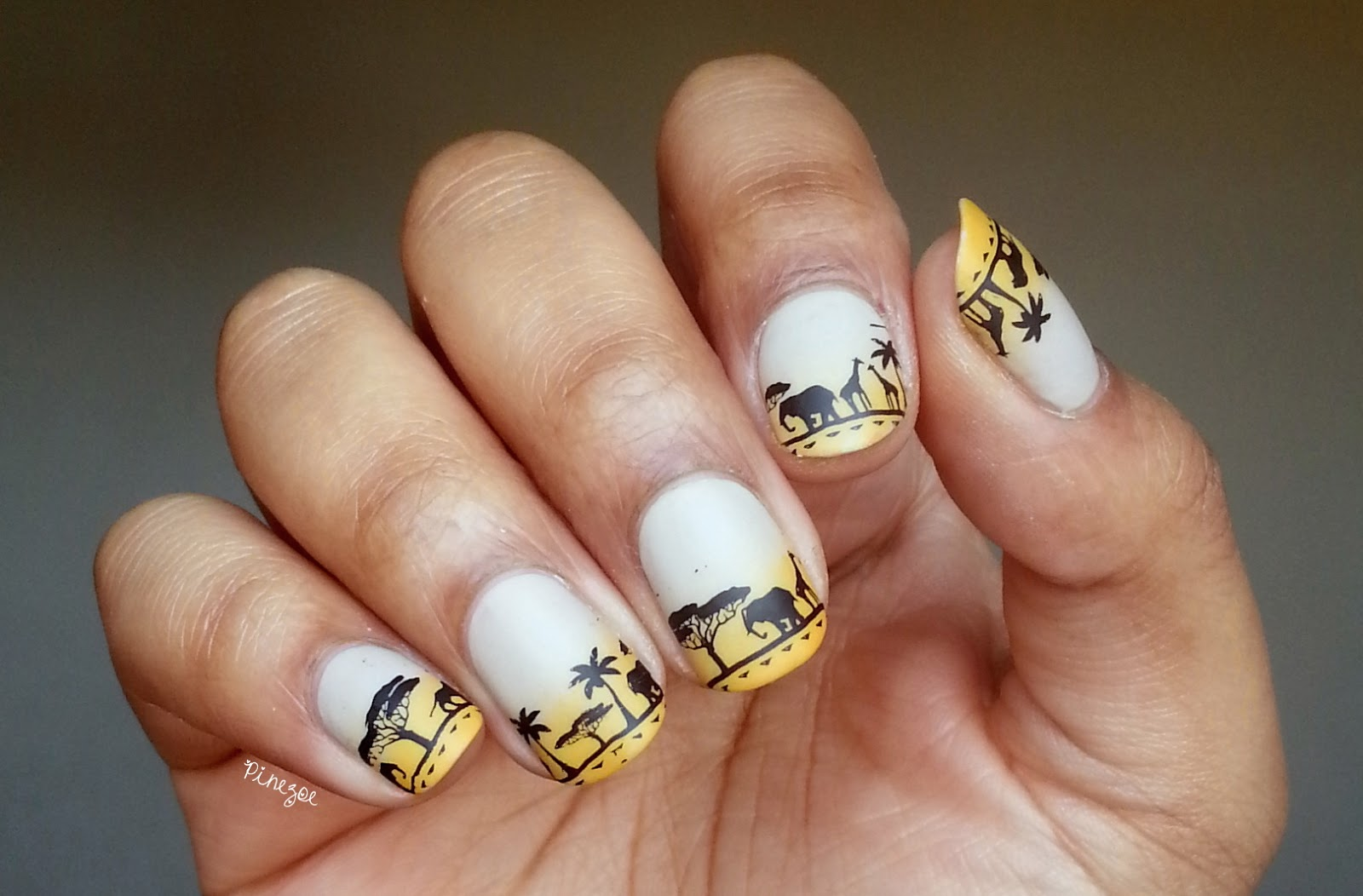 African Nails