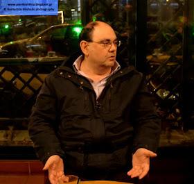 Δημήτρης Καζάκης: Δείτε το τρίτο και τελευταίο μέρος της ομιλίας του Γεν. Γραμματέα του ΕΠΑΜ στην Κατερίνη. (ΒΙΝΤΕΟ)