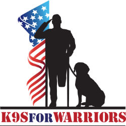 K9s for Warriors often pairs rescue dogs with veterans