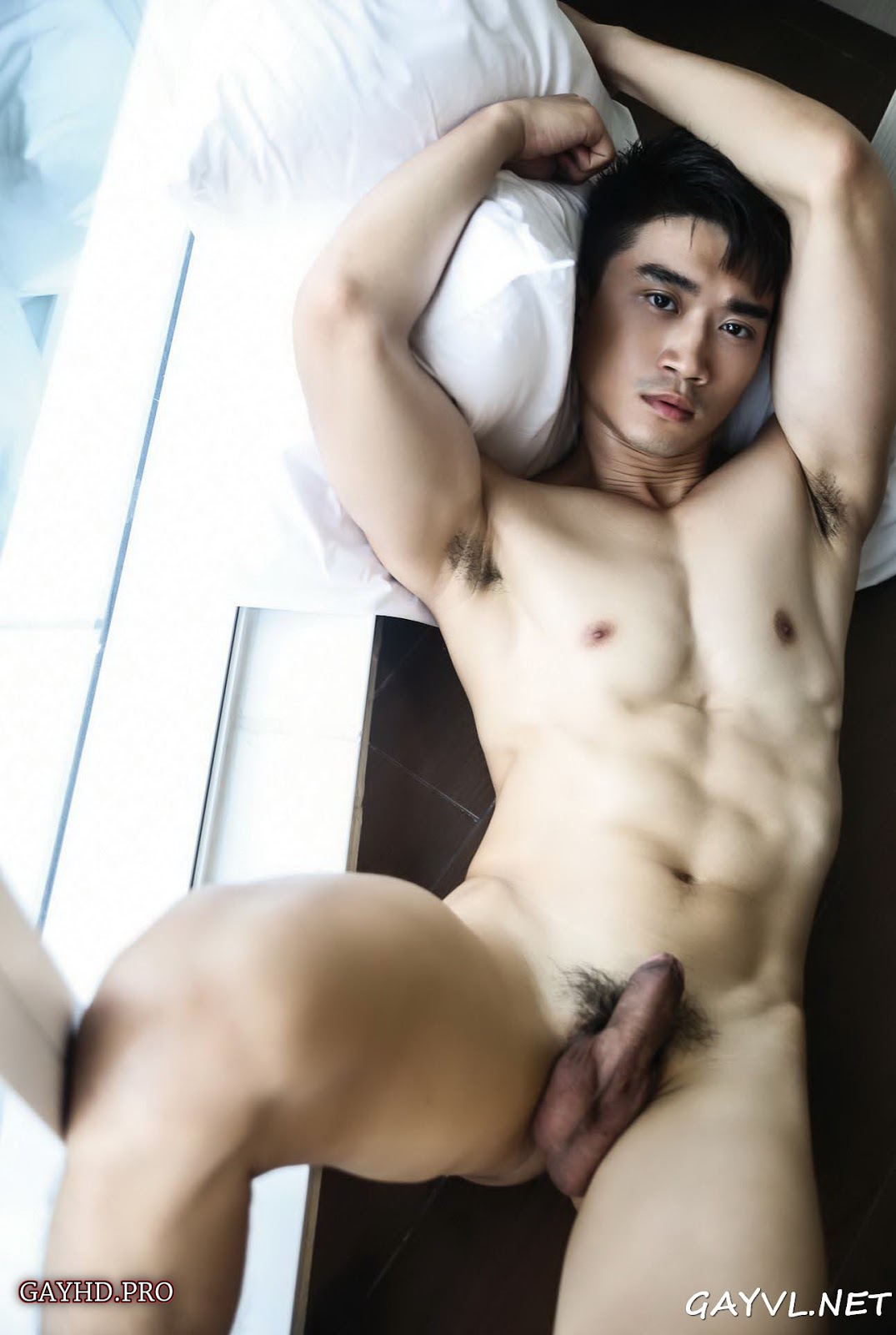 Handsome Japanese Guy