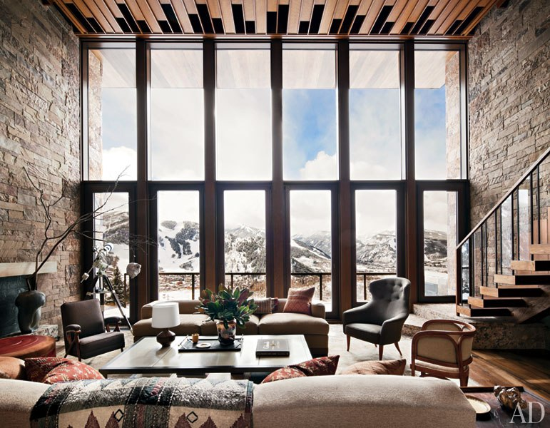 INTERIORS | A WINTER TOUCH
