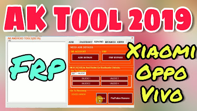 AK Android Tool Latest Free Download