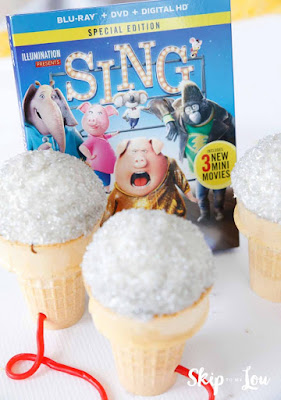sing movie party ideas