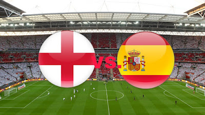 Live Streaming England vs Spain UEFA Nations League 9.9.2018