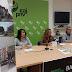 El PNV prosigue en San Vicente con su campaña preelectoral en los barrios 'Gora Barakaldo'