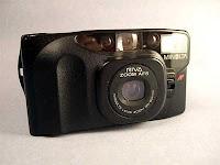 Fotocamera compatta analogica