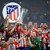 El gen Atlético ganó la Europa League