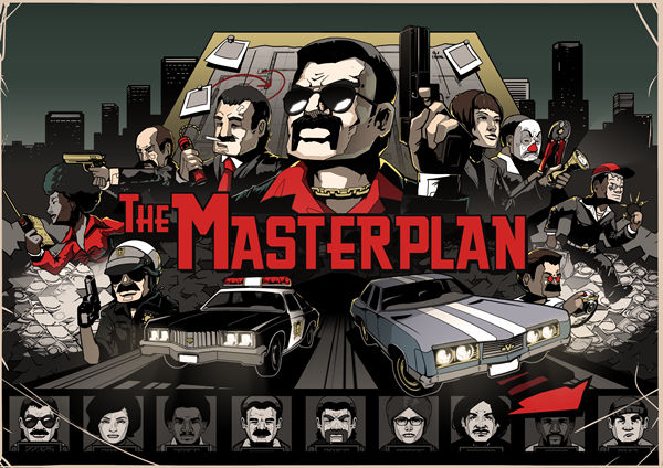 The Masterplan PC Full