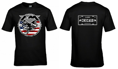 FM Special Edition USA T-shirt Melodic Rock Fest