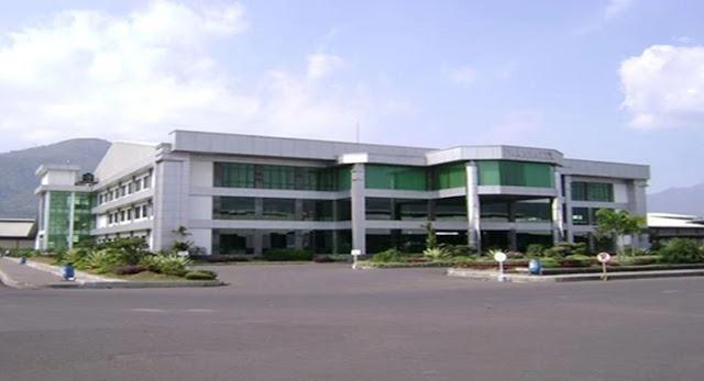 PT Kahatex, salah satu pabrik tekstil di Jabar