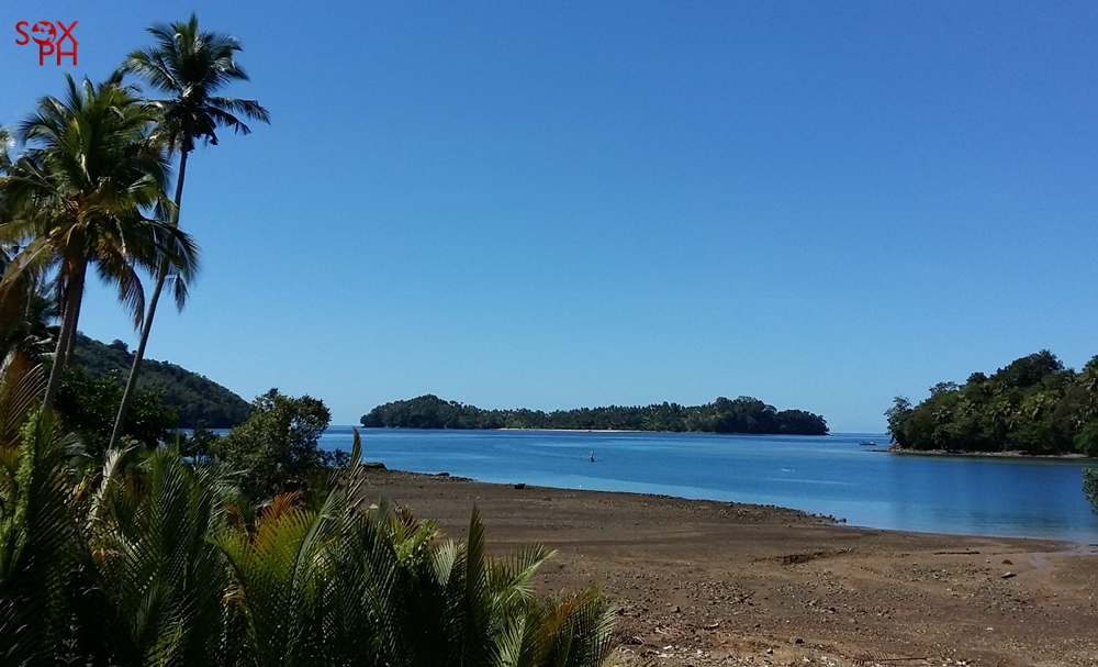Balot Island in Kalamansig