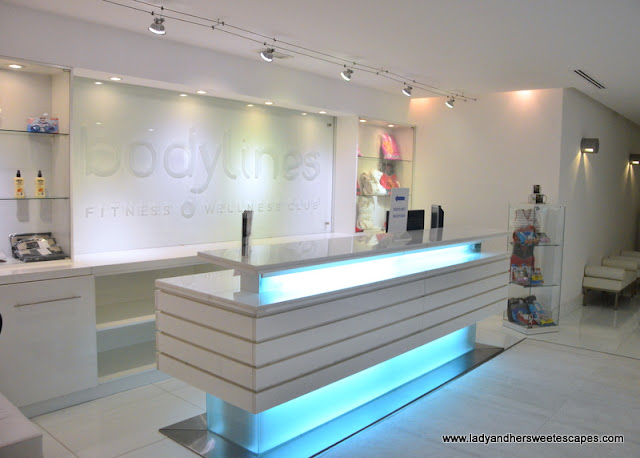 Bodylines at Villa Rotana