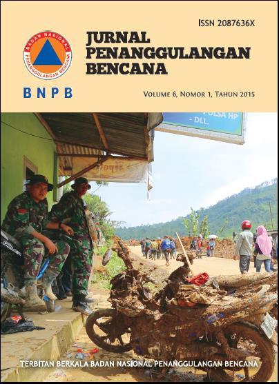 Penerimaan Artikel Jurnal Penanggulangan Bencana 2018