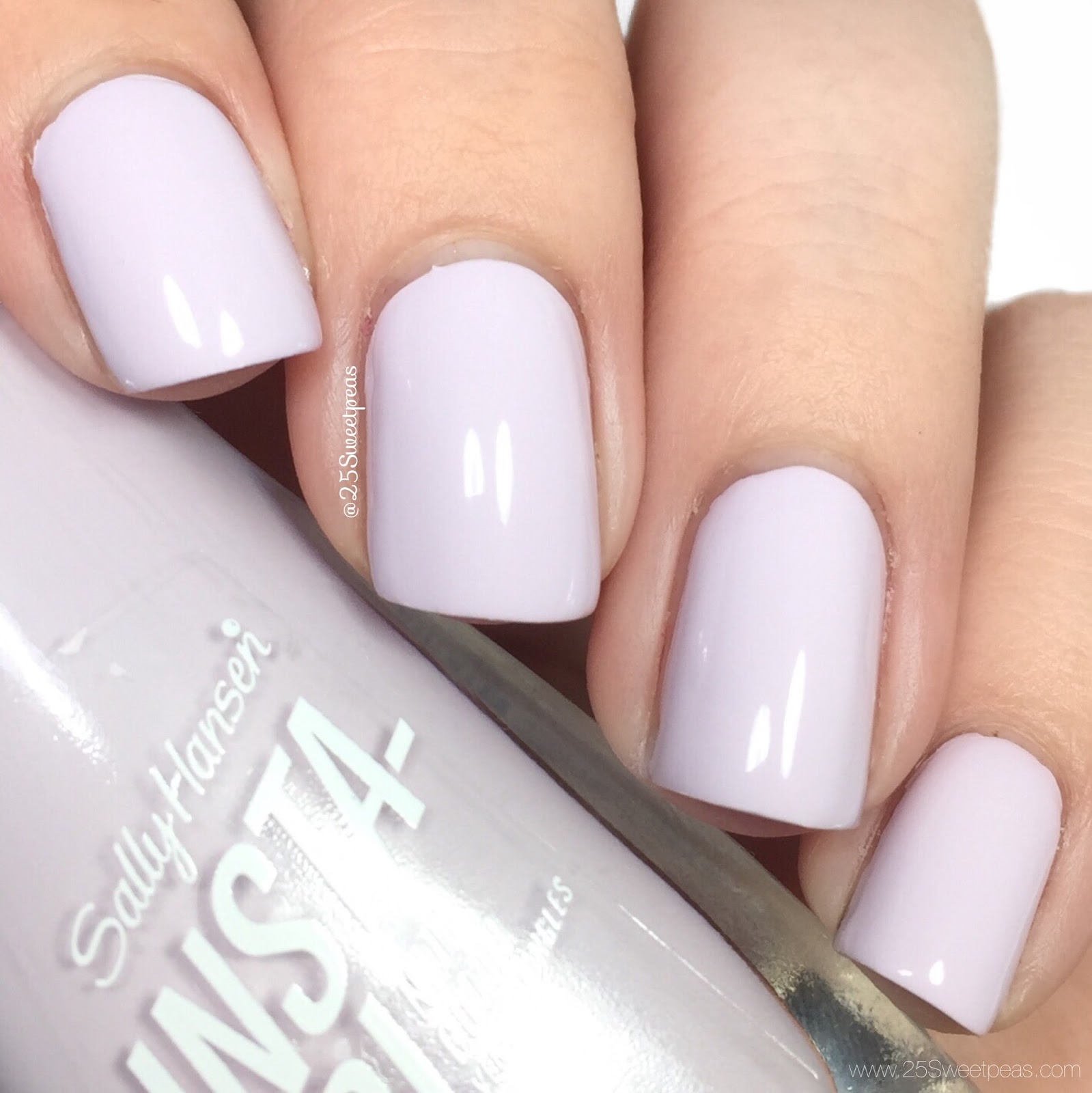 Sally Hansen Heather Hustle