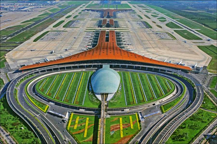 Bandara Internasional Beijing Capital, China