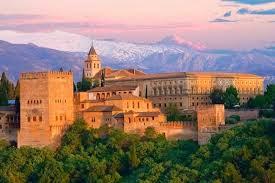 Alhambra vista desde el sacromonte